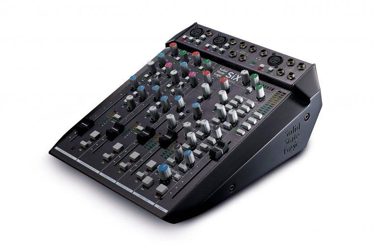 SOLID STATE LOGIC SIX - mixer de studio